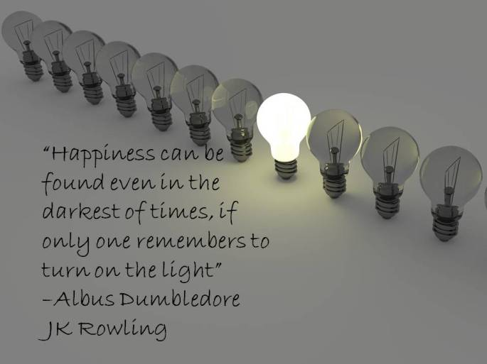 Lightbulb Quote